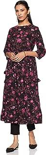 Amazon Brand - Tavasya Women's A-Line Kurti