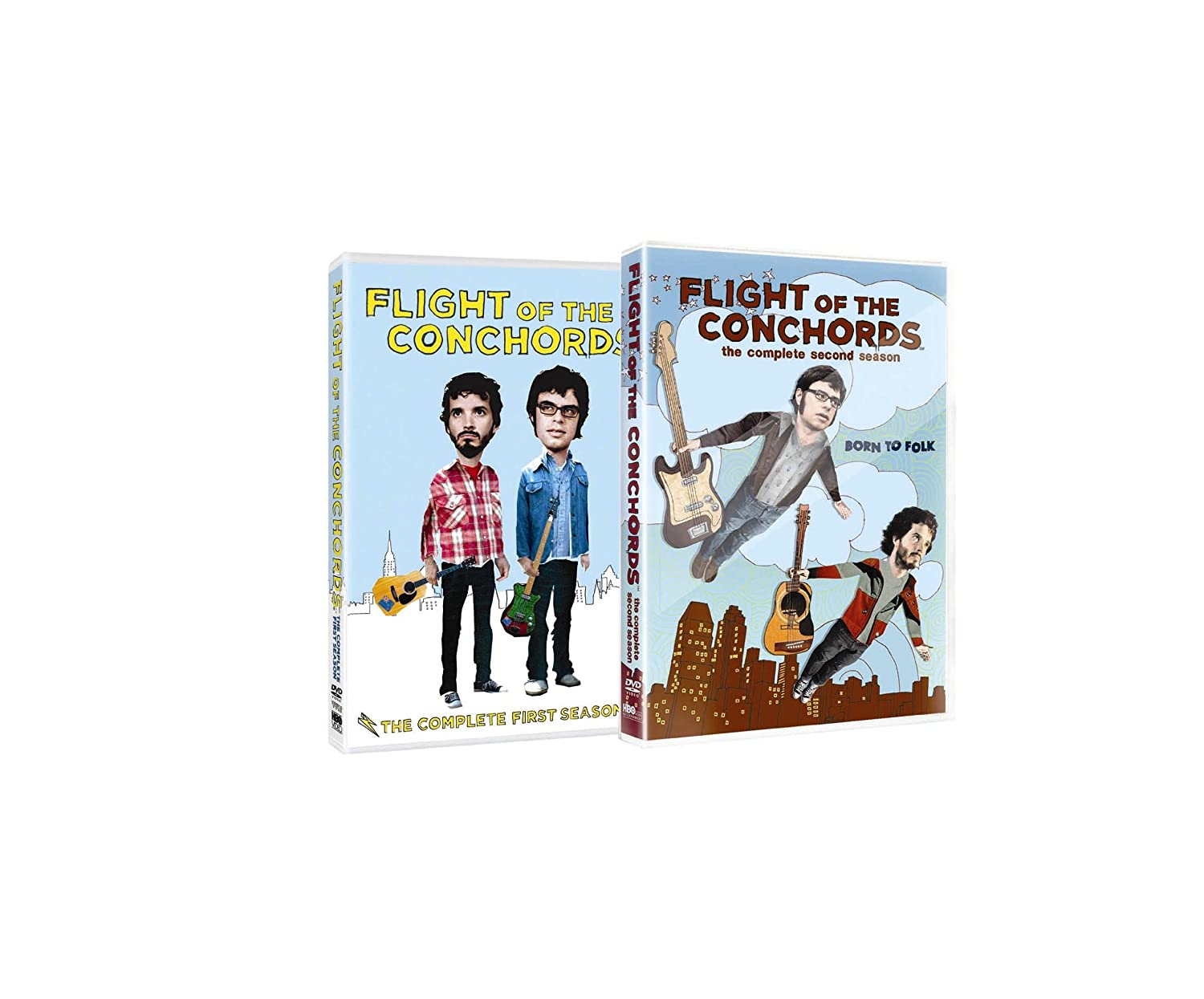Flight of NEW before selling New mail order the Conchords: The Second and Complete Seasons First