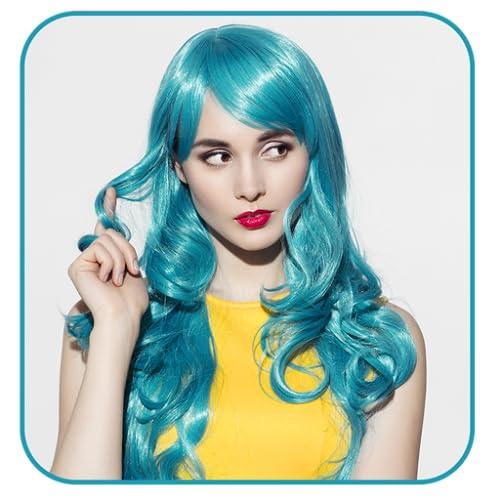 Haarfärbung - Recolor Foto Haarfarbe