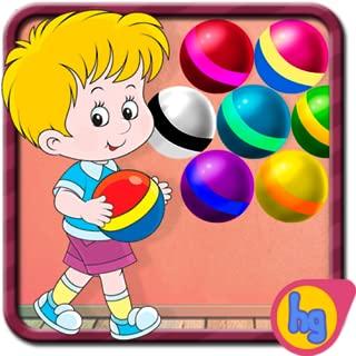 Baby Balls Bubble Shooter