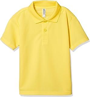 [グリマー] 半袖 4.4オンス ドライ ポロシャツ [UV カット] 00302-ADP_K キッズ