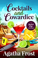 Cocktails and Cowardice (Peridale Cafe Cozy Mystery Book 20) Kindle Edition