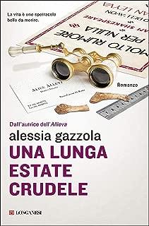 Una lunga estate crudele: La serie dell'Allieva (Italian Edition)
