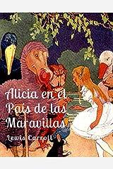 Cuento de Alicia en el País de las Maravillas: Cuentos infantiles (Spanish Edition) Kindle Edition