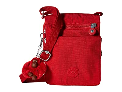 Kipling Eldorado Small Crossbody Bag (Cherry T) Cross Body Handbags