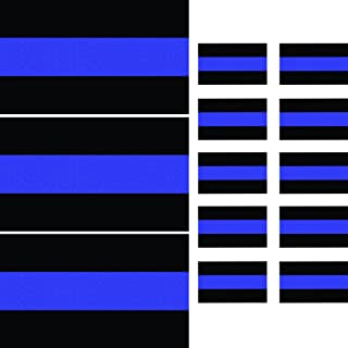 Best police stickers blue line Reviews