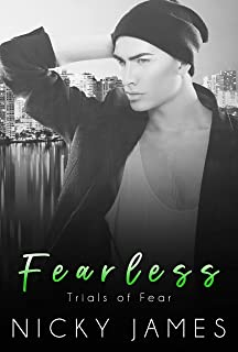 Fearless: An age gap MM romance (Trials of Fear Book 4)