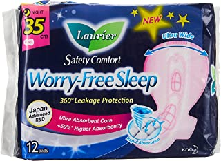 Laurier Safety Comfort Night, 35cm, 12 count