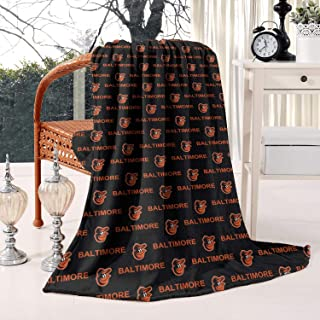 Unicorns Farting Reversible Couch Throw Blanket Lightweight Cozy Printed Blanket Flannel Fleece Blanket, 59 X 79 Inch