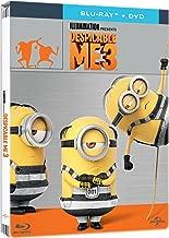 Mi Villano Favorito 3 STEELBOOK Despicable Me 3 Steelbook  English, Spanish & Portuguese Audio & Subtitles