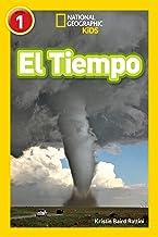 National Geographic Readers: El Tiempo (L1) (Spanish Edition)