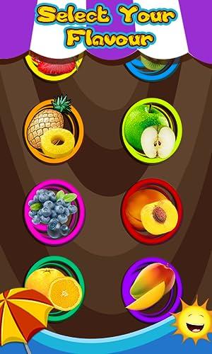 『アイスキャンディ2 - 女の子のためのメーカーのゲーム』の4枚目の画像