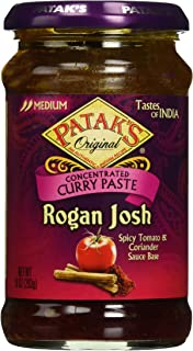 Patak's Rogan Josh Cooking Sauce, Spicy Tomato/Cardamom, 10 Ounce
