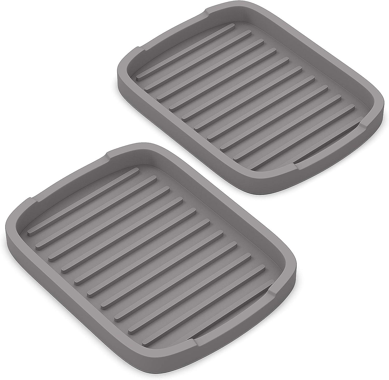 ZAPPOWARE Silicone sponge holder -soap tray - 5.9