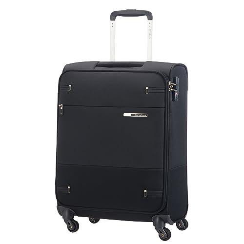 fba280937 Samsonite Base Boost Spinner Hand Luggage, 55 Centimeter Black