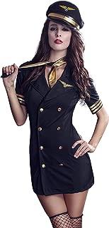 REINDEAR Sexy Business Attire Uniform Complete Set Nightie Racy Lingerie