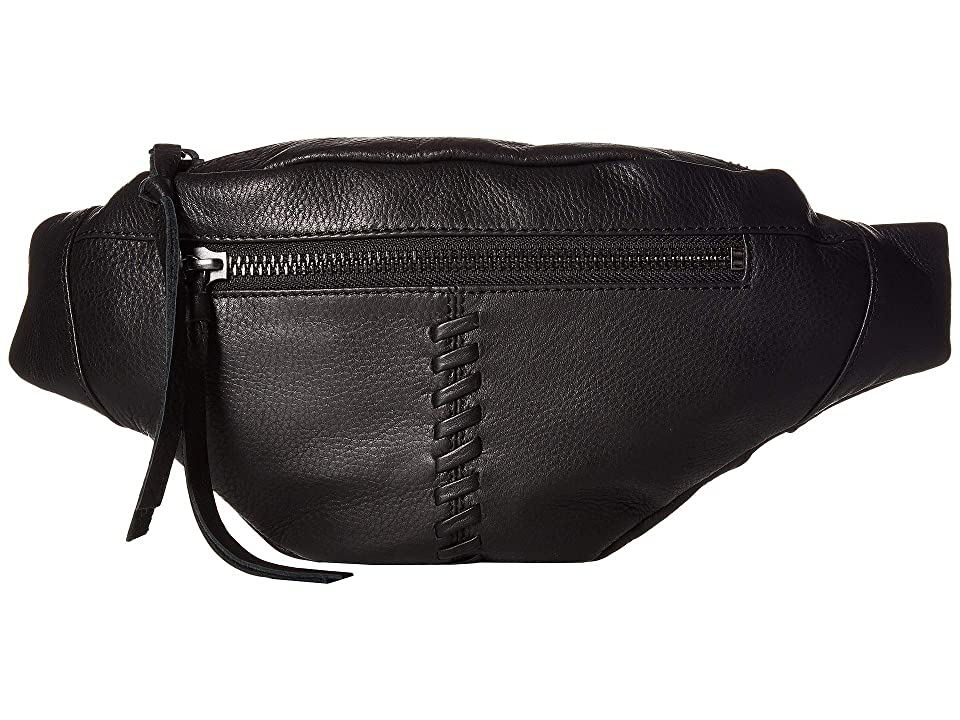 Kooba Miami Belt Bag (Black) Handbags