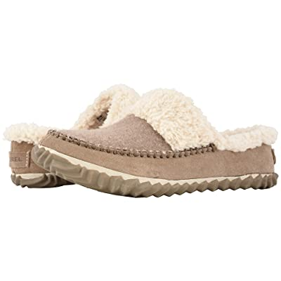 SOREL Out N About Slide (Ash Brown/Fawn) Women