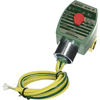 ASCO Power Technologies 8262H114LT SOL VLV 2WAY N//C 1//4 120//60