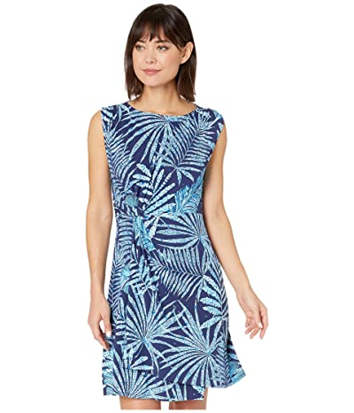 Tommy Bahama Through The Fronds Dress (Island Navy) Women