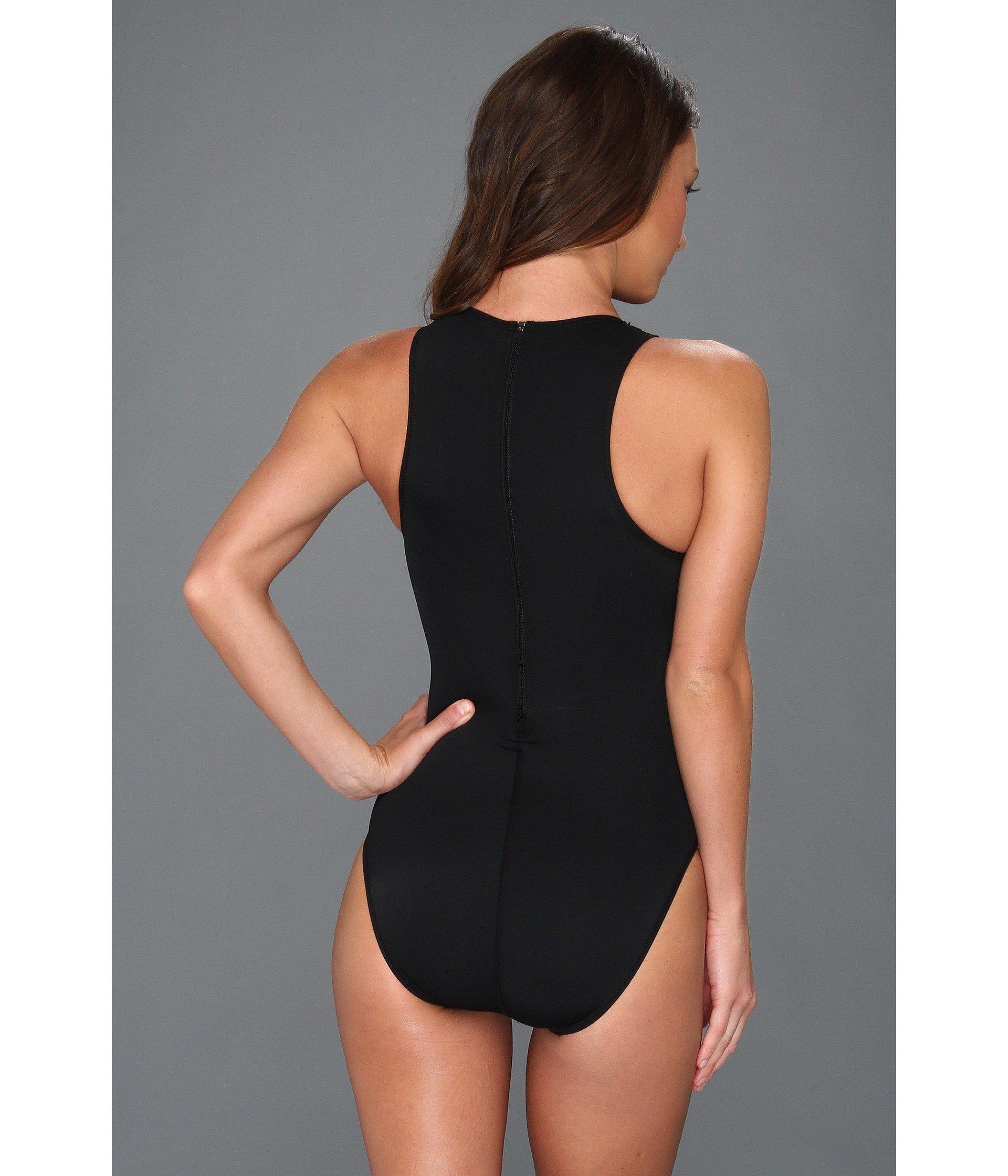 Black Swimsuit Destroyer Water Tyr Polo vw6WPHRWq