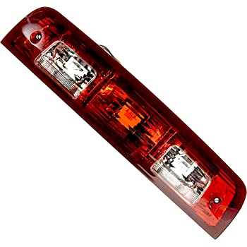 Modifystreet Black 3rd Third Brake Light//Rear High Mount Stop//Cargo Light For 09-17 Ram 1500//10-17 Ram 2500//3500