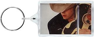 Dwight Yoakam 99 Tour Plastic Key Chain