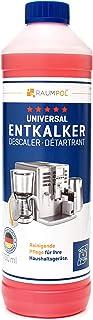 Entkalker 750ml für Kaffeevollautomat & Kaffeemaschine – kompatibel mit allen..