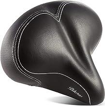 Bikeroo Oversized Comfort Bike Seat Most Comfortable Replacement Bicycle Saddle –..