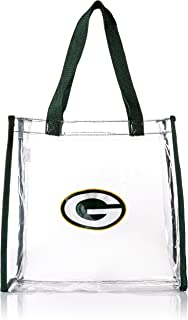 Green Bay Packers Clear Reusable Bag