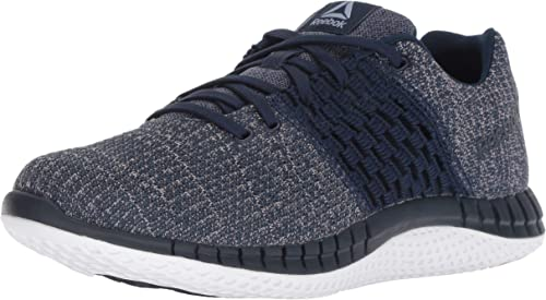Reebok Wohommes Print Print Run Ultk chaussures, Washed bleu Coll. Navy Chalk rose blanc Pewter, 11 M US  promotions discount