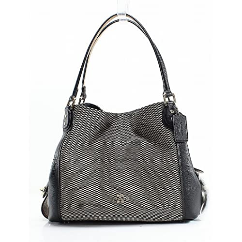 Coach Legacy Jacquard Edie 31 Medium Shoulder Bag 30d37a08dd