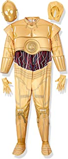 Classic Star Wars C-3PO Costume for Adults