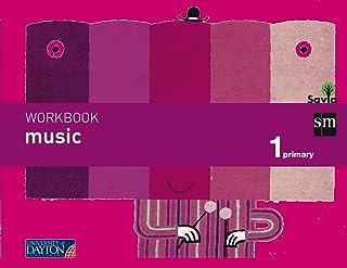 Music. 1 Primary. Savia. Workbook - 9788415743286