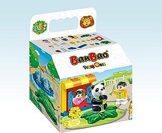لعبة حديقة حيوانات للاطفال من بان بوا 37 قطعة 3 + 9552 - من عمر 5 الى 10 سنوات