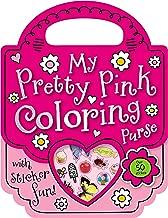 My Pretty Pink Purse Mini Coloring Book