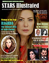 Stars Illustrated Magazine. November 2017. Middle East Special Issue of the Year