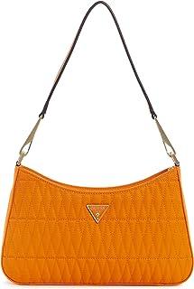 Guess Layla Shoulder Bag Orange