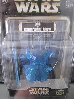 Disney Stitch as Emperor Palpatine Hologram Action Figure