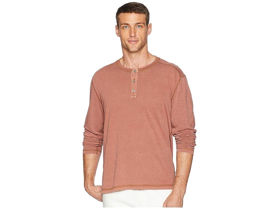 Image of Agave Denim Abbott (Red Ocre) Men's Clothing