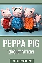 Ravelry: Peppa Pig Amigurumi pattern by Sabrina Boscolo | 218x145