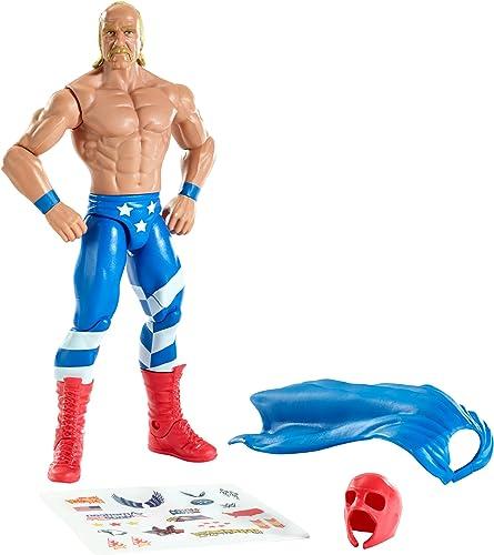 Erstellen Sie Ihr eigenes WWE Superstar - Hulk Hogan - Abbildung - Mattel