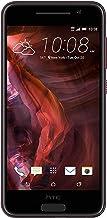 HTC One A9 Unlocked Smartphone, 32GB, 4G LTE, 5-Inch HD Display, No Warranty - International Version (Deep Garnet)
