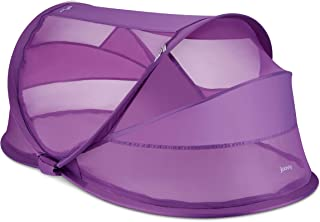 Joovy Gloo Infant Travel Bed Regular, Sunset Purple