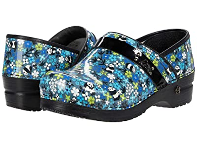 Sanita Panda Flower (Multicolor) Women