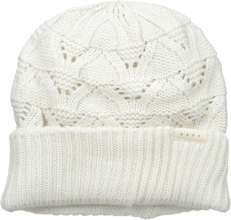 Neff Women's Bristol Textured Beanie Hat