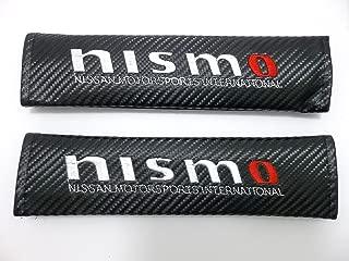 SEAT BELT SHOULDER PADS CARBON FIBER Nissan NISMO