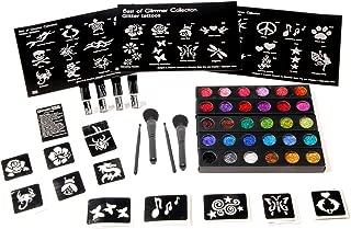 Glimmer Body Art Temporary Tattoo Pro Business Kit