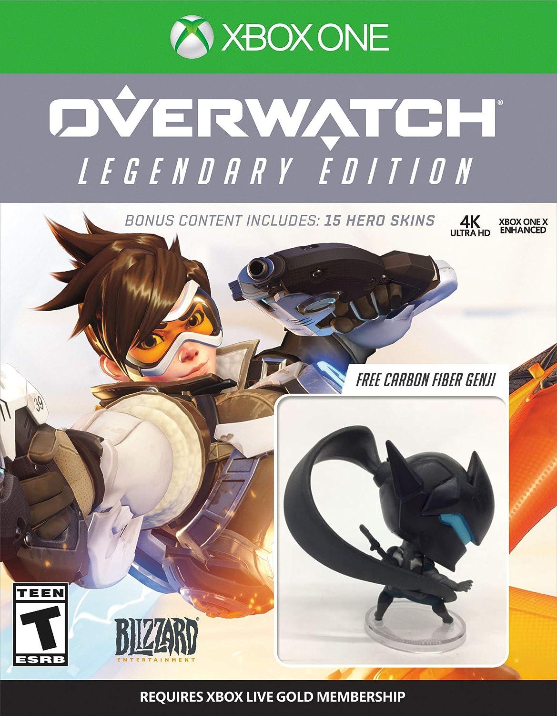 Overwatch: Legendary 5 popular Edition Holiday One Bundle Xbox overseas