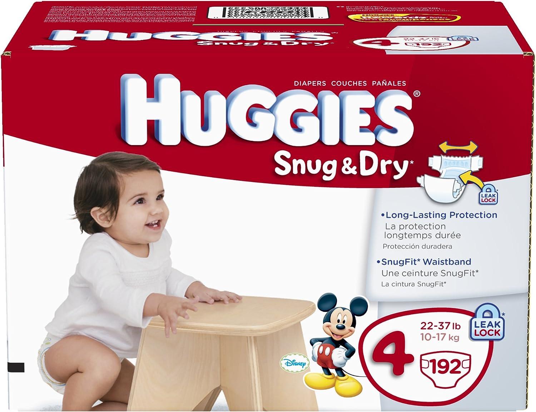 huggies little snugglers vs snug and dry
